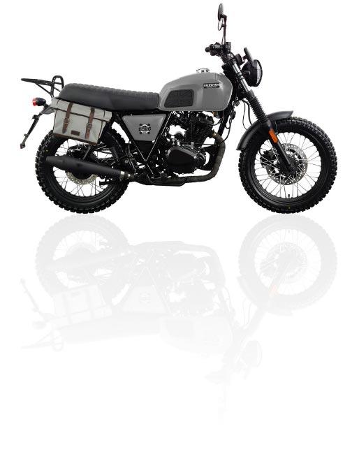 Brixton Motorcycles - Felsberg 125